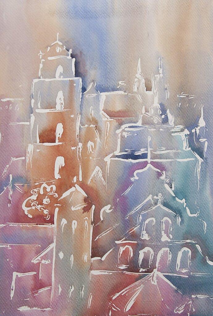 Vilniaus stogai
