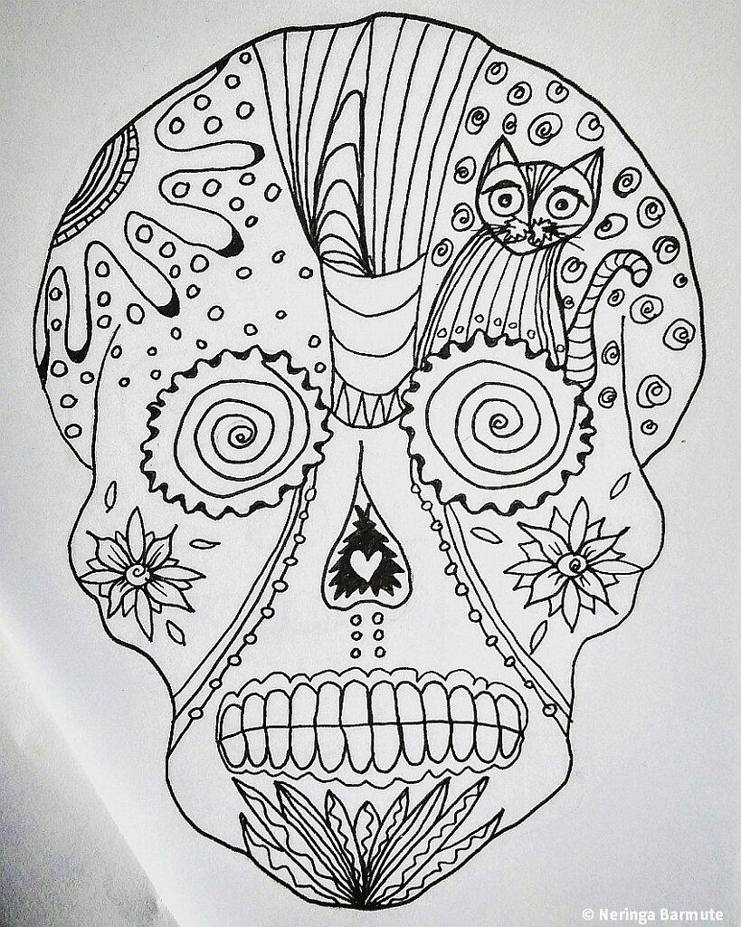 Sugar skull #