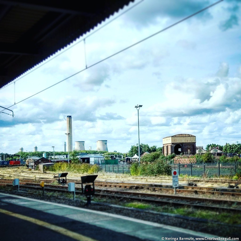 Didcot parkway station